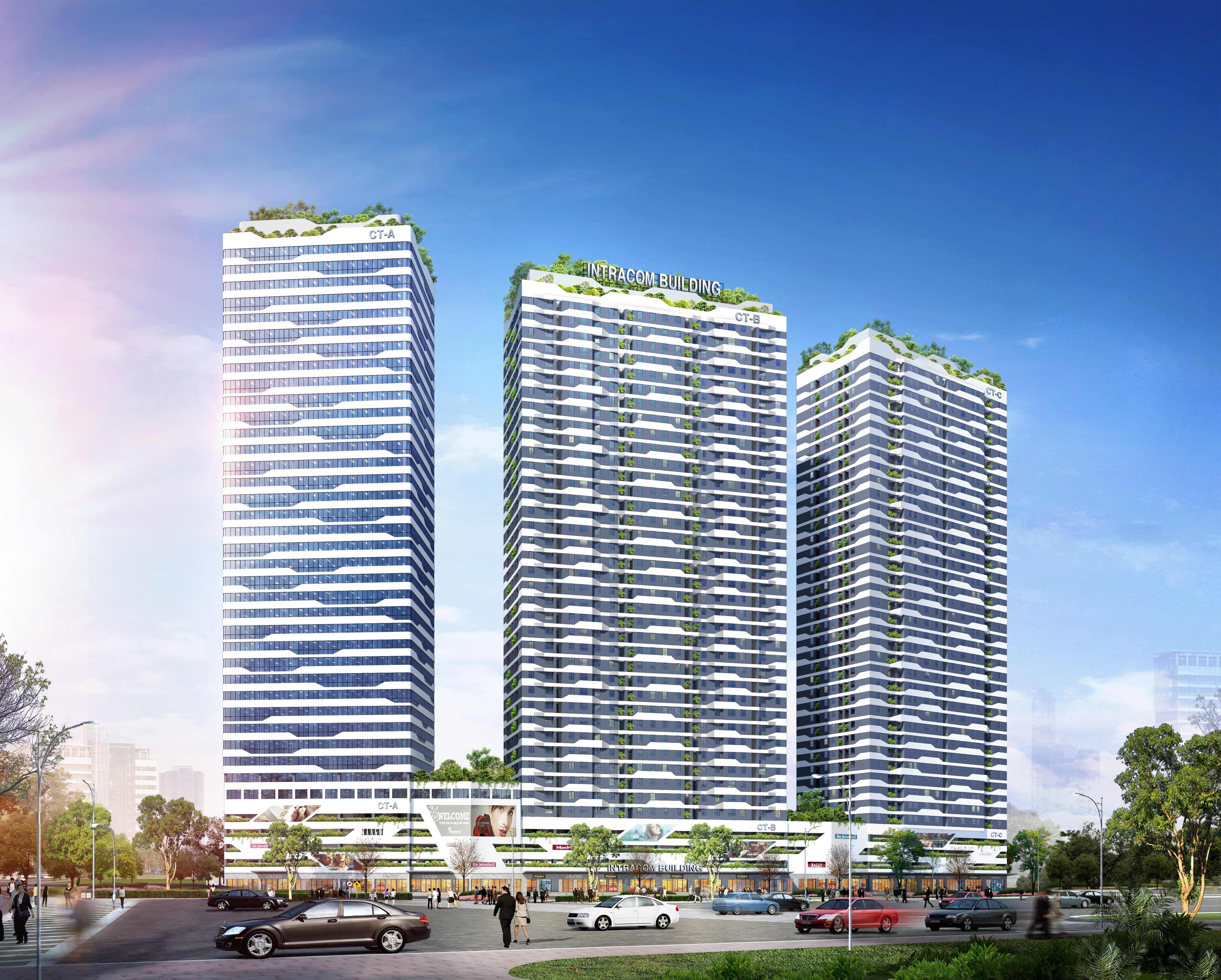 Dự án Intracom Riverside